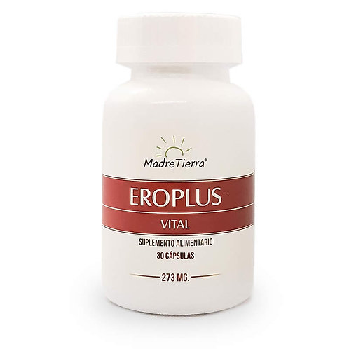 Eros Plus | Suplementos para la disfunción eréctil