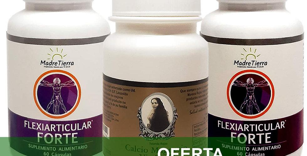 Oferta  Flexiarticular Forte + Calcio  - magnesio