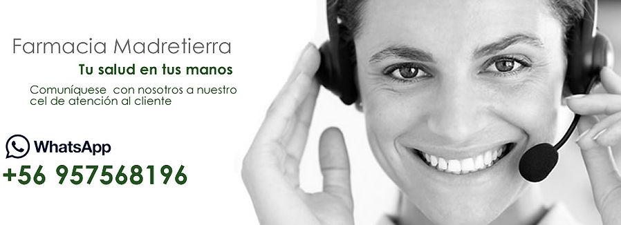 Farmacia Madretierra productos naturales en Chile