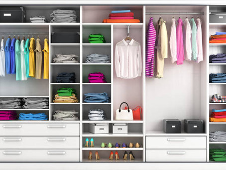 Tips for a Perfectly Organised Wardrobe
