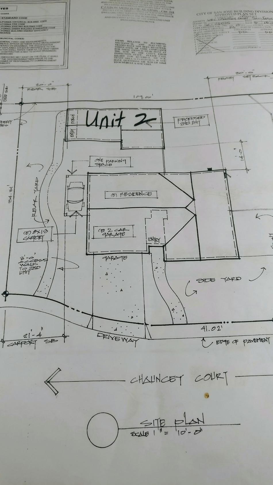 ADU Builder makes West San Jose construction site visit