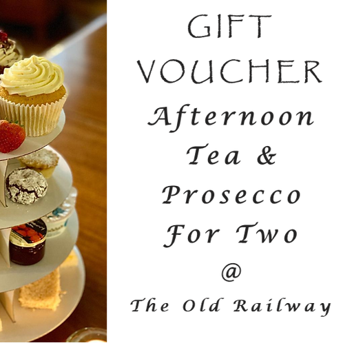 Afternoon Tea Prosecco for Two People