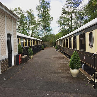 Pullman Carriages
