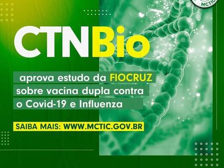 Esperança de desenvolvimento de vacina contra o Covid-19 pela FIOCRUZ