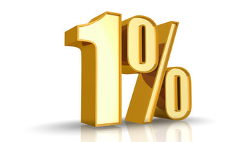 The Rule of 1% |  A Video