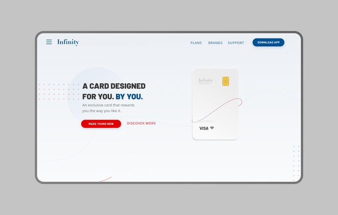 POC for a Credit Card application
