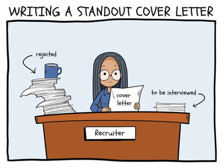 Why do I need to write a cover letter?