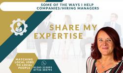Share expertise