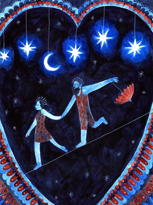 Les amoureux nocturnes / The night lovers