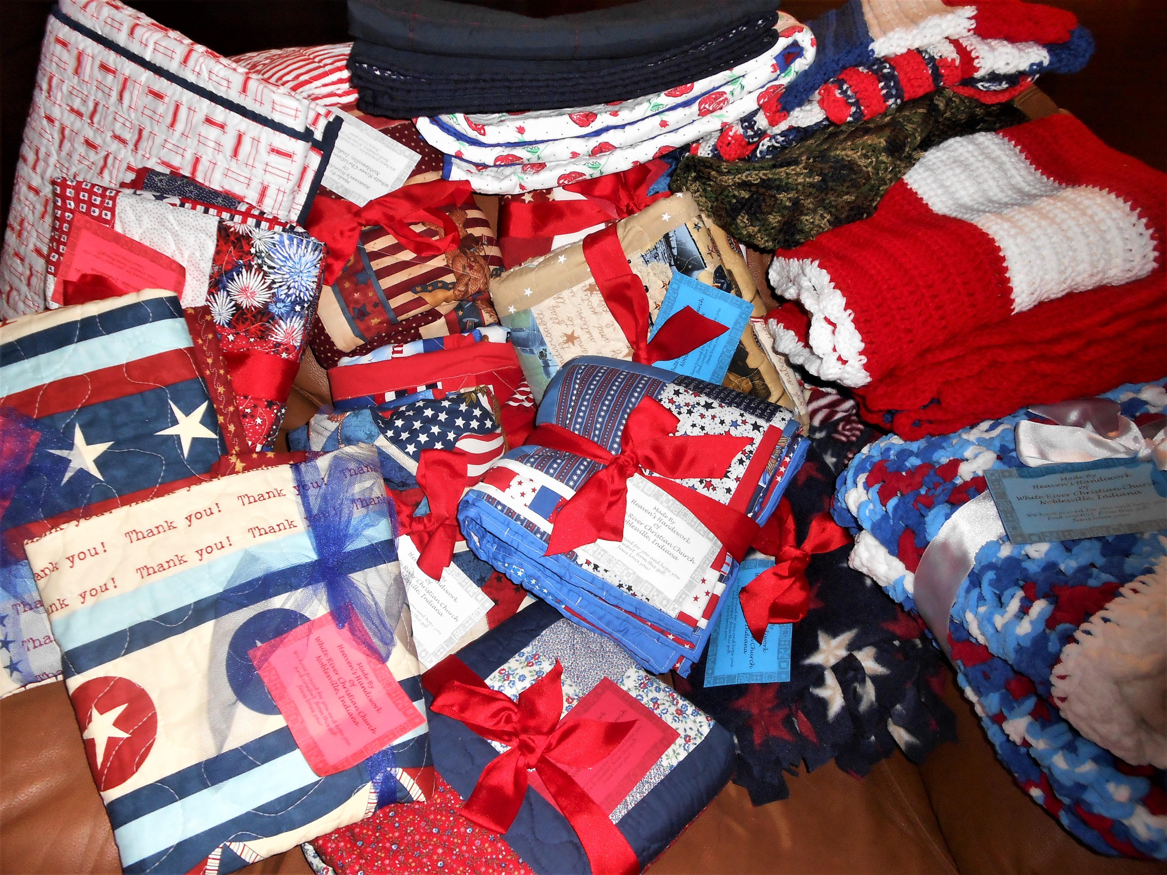 6 23 19 vet blankets