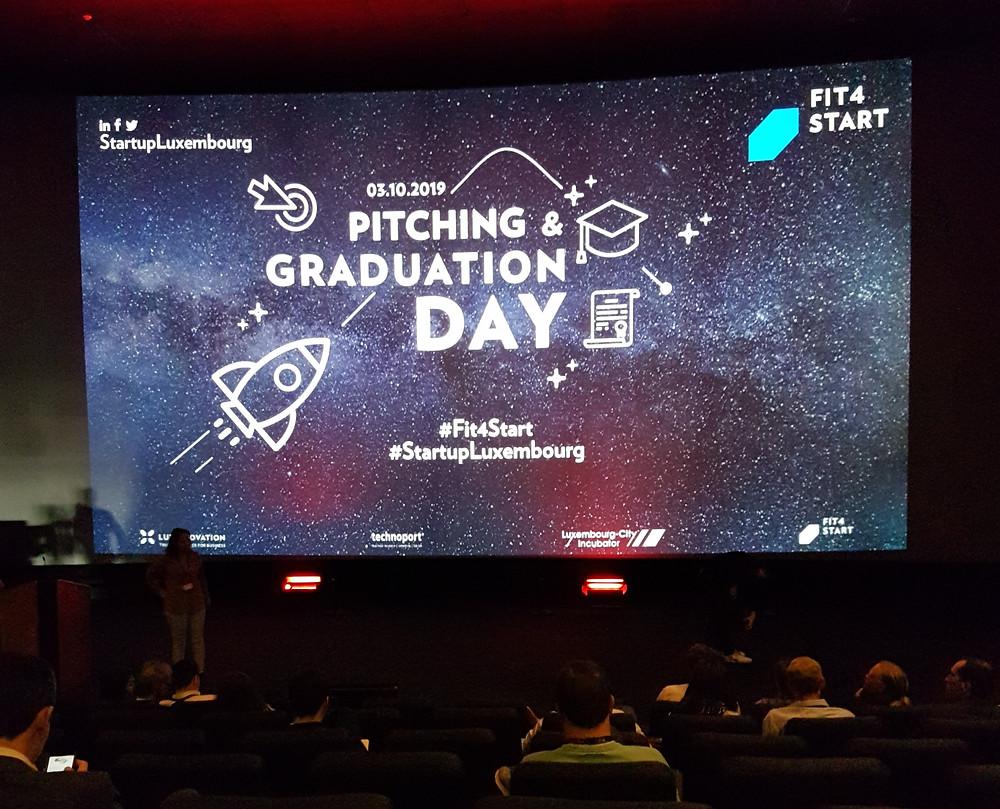 Pitching & Graduation Day - Fit4Start - 03/10/2019