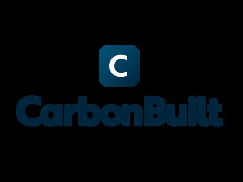 CarbonBuilt Closes $10 Million Series A Financing
