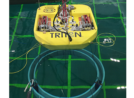 OSCILLA POWER COMPLETES PRE-TESTING AND SHIPS DEVICE TO CARDEROCK