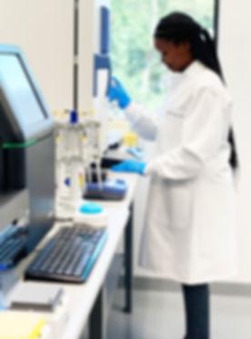 Ammon Labs genetics testing