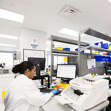 Ammon Labs state-of-the-art laboratory