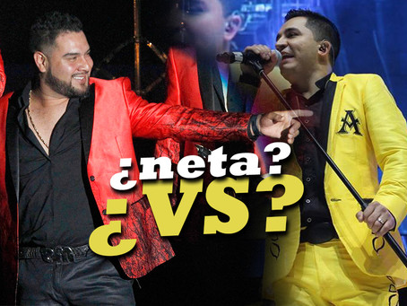 ¿Neta La Arrolladora VS Banda MS?