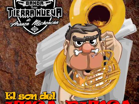 """Banda Los Tierra Nueva estrenan """"El Son del Unga Bunga"""""""