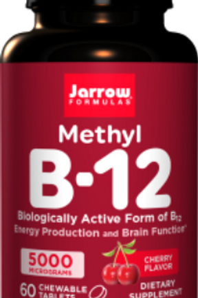 Methyl B12 Sublingual Lozenges