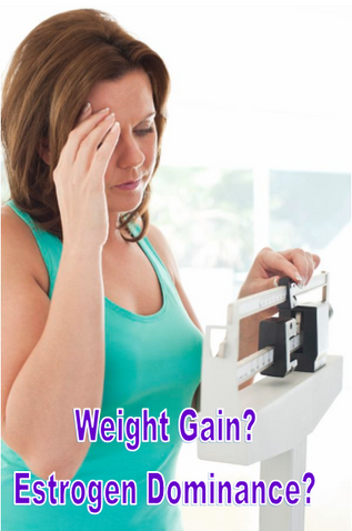 ESTROGEN DOMINANCE & WEIGHT GAIN…