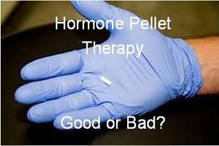 Hormone Pellet Update!