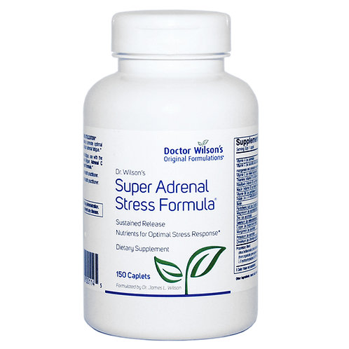 """Super Adrenal Stress Formula """"January Specials!"""""""
