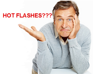 HOW TO EXPLAIN HOT FLASHES TO MEN!