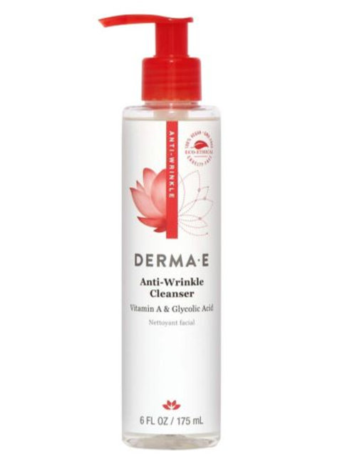 Anti-Wrinkle Cleanser Vitamin A & Glycolic Acid (6 fl oz.)