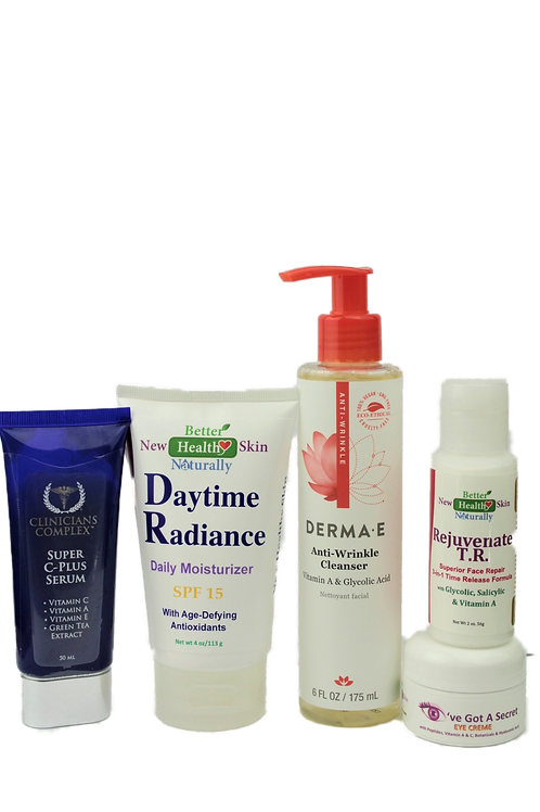 Complete Age-Defying Kit
