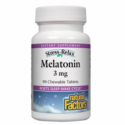 Melatonin 3mg Sublingual (MH)