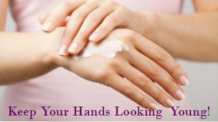 Rejuvenate Aging Hands… Naturally!