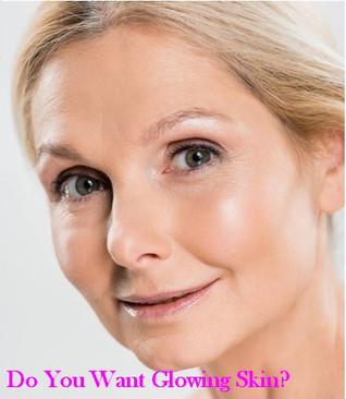 Glowing Older Skin