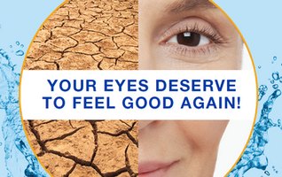 HELP FOR DRY EYES