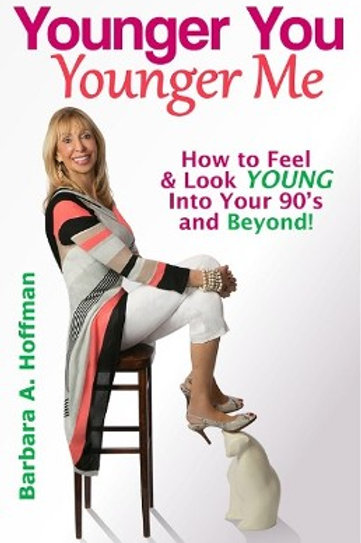 Younger You, Younger Me       (ONLY AVAILABLE ON AMAZON.COM)