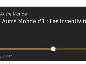 """""""UN AUTRE MONDE"""" LE PODCAST D'EMMAÜS"""