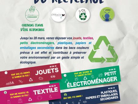Réemploi et Recyclage - Organisons-nous