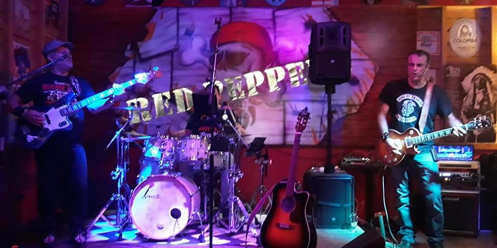 Concert Red Pepper's aix