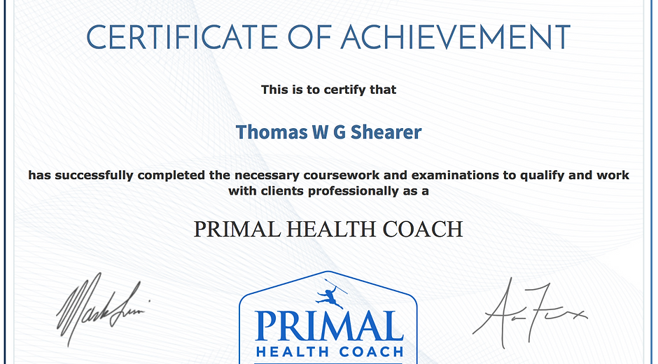 Primal guernsey the primal nutritionist certification malvernweather Images