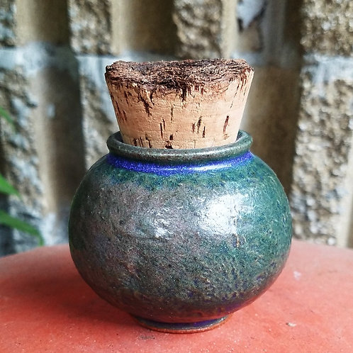Corked Jar 4
