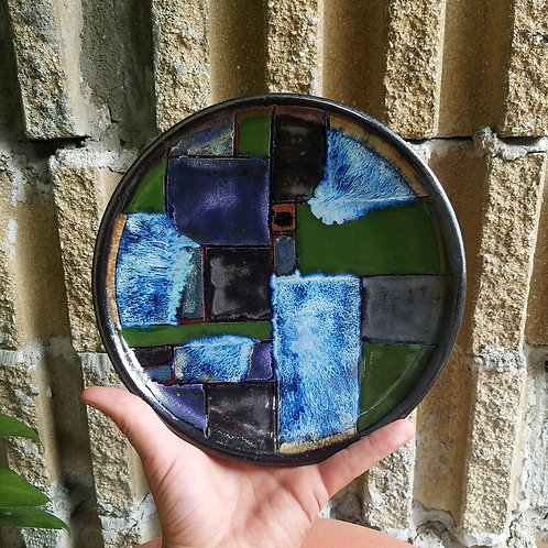Geometric Plate 1