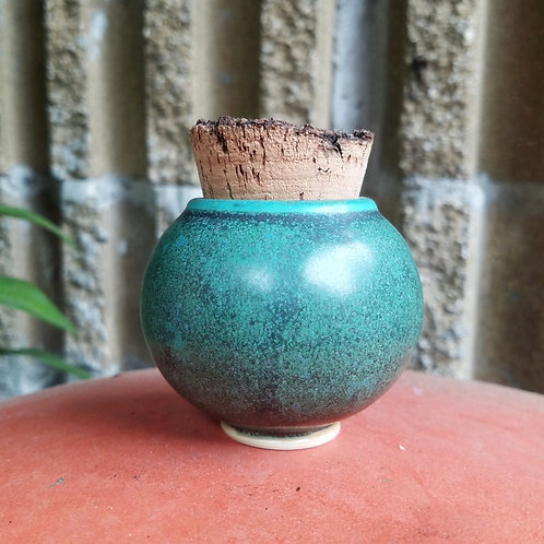 Corked Jar 1