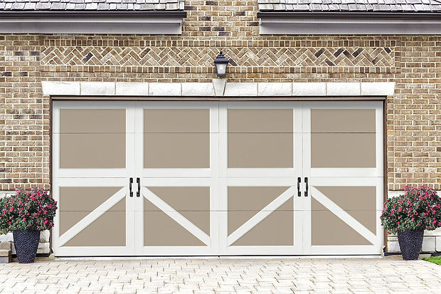 Vinyl Garage Doors in Portsmouth, VA