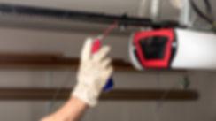 garage door opener repair Newport News