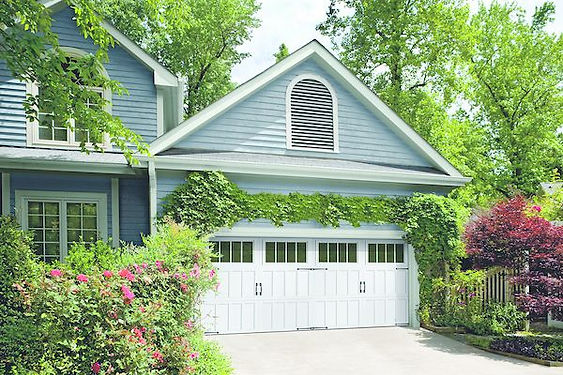 carriage house garage doors Chesapeake