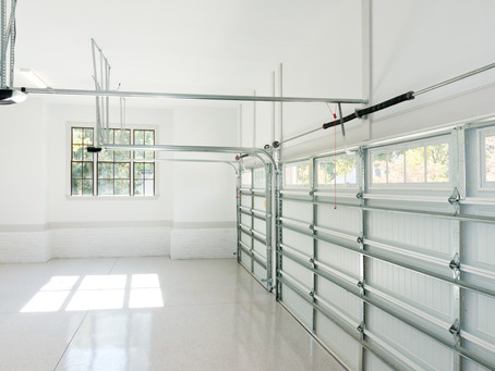 Why a Garage Door Spring Repair is NOT a DIY Project!