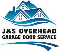 J&S Overhead Garage Door Service Logo