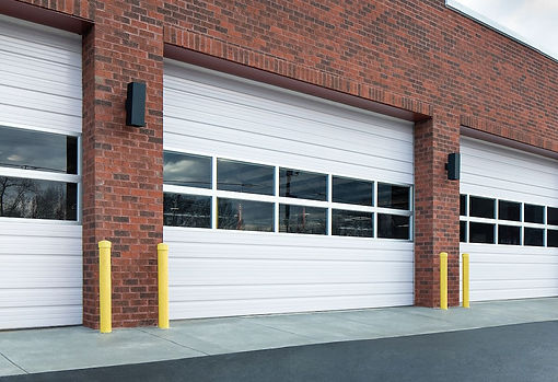 Commercial Garage Door in Portsmouth, VA