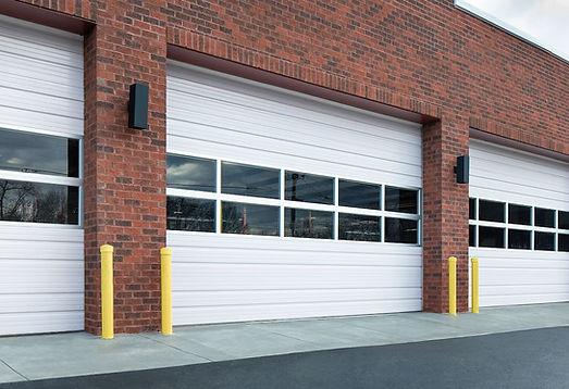 Commercial Garage Door in Poquoson, VA