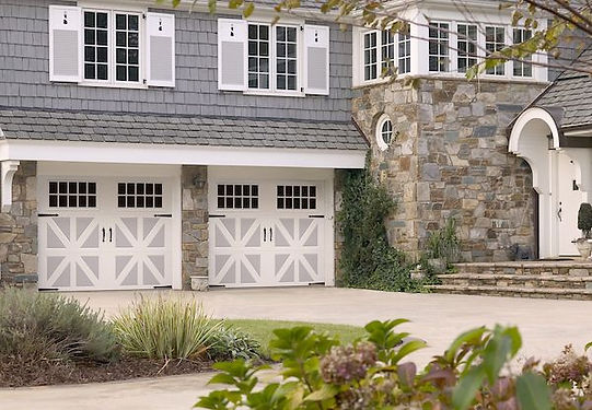 Carriage House Garage Door Chesapeake