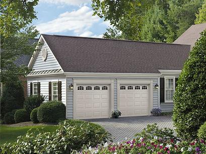 Steel Garage Doors in Suffolk, Virginia