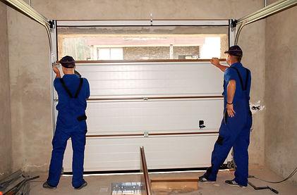 Garage Door Repair in Newport News, VA